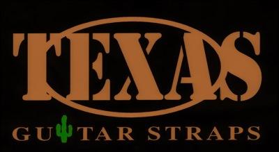 TEXAS Guitar Straps